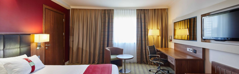 Holiday Inn Marne La Vallée, un hôtel idéal à 25 minutes de DisneyLand Paris