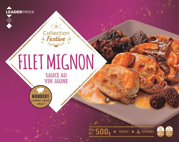 2-Filet mignon sauce vin jaune