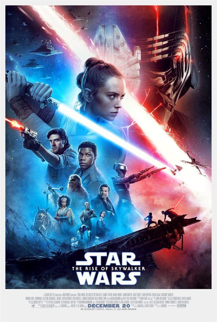 [Critique] Star Wars – L'ascension de Skywalker : une conclusion épique et émouvante !