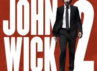 [Critique] John Wick 2 : mythique et bourré d'action, un pur plaisir!!