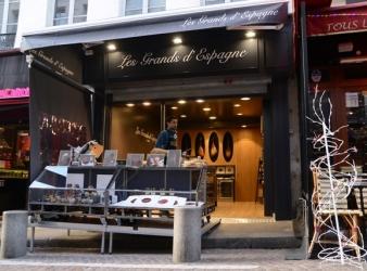 Les Grands d'Espagne Nouvelle boutique rue Mouffetard, Allez  y découvrir le PATA NEGRA, porc ibérique