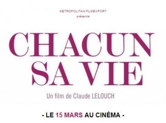 Découvrez la première image de Chacun sa vie, le prochain Claude Lelouch