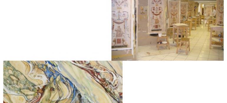 ce que pensent les femmes la cour des m tiers d art exposition vente au palais des. Black Bedroom Furniture Sets. Home Design Ideas