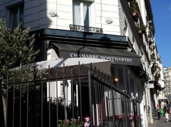 Le Chamarré Montmartre vous offre sa terrasse !