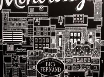 BIG FERNAND s'installe à Montrouge