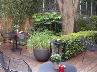L' Hôtel SPA La Belle Juliette, ouvre sa terrasse « bar Snacking chic »